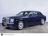Rolls-Royce Phantom баклажан