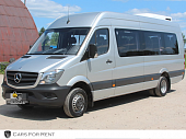 MERCEDES SPRINTER LUX серебристый 2014 20 мест